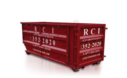 Roll-off containers and compactors